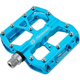 Reverse E-Escape Pedale blau